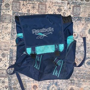 Vintage Reebok backpack